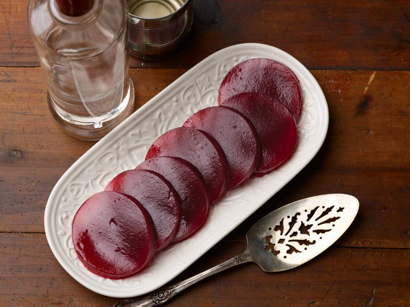 Jellied Cranberry sauce