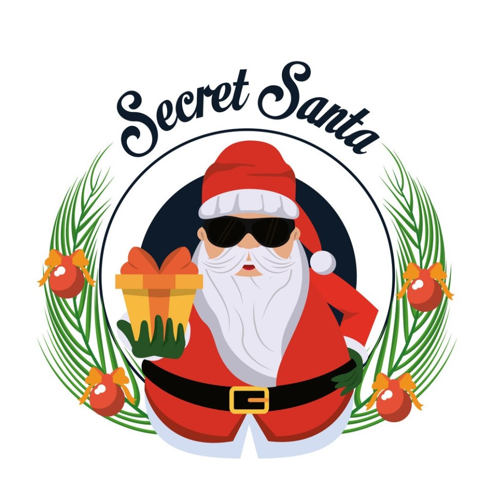 Secret Santa Thanksgiving Tradition