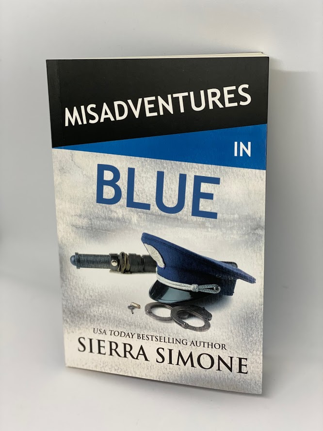 Misadventures in Blue by Sierra Simone