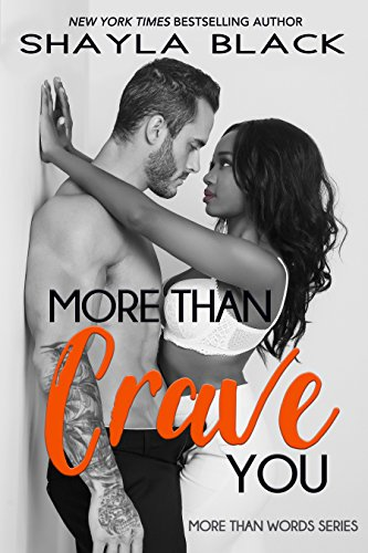 Shayla Black's More than Crave You Romance Book
