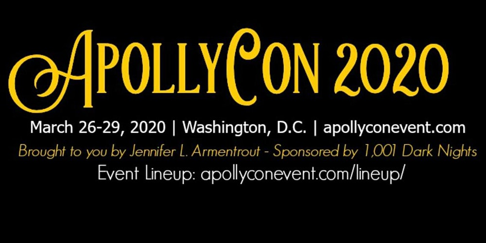 ApollyCon 2020 Author Signing Events
