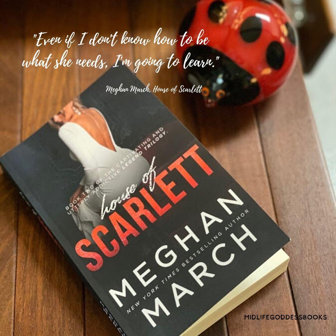House of Scarlett by Meghan March