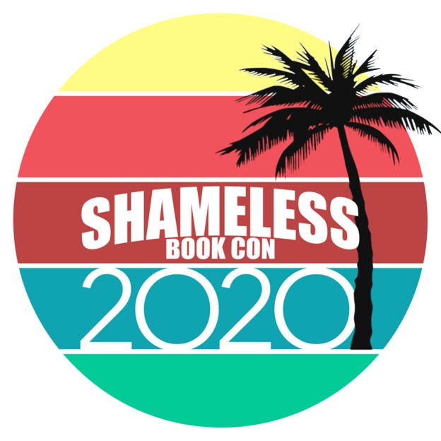 Shameless Book Con Logo