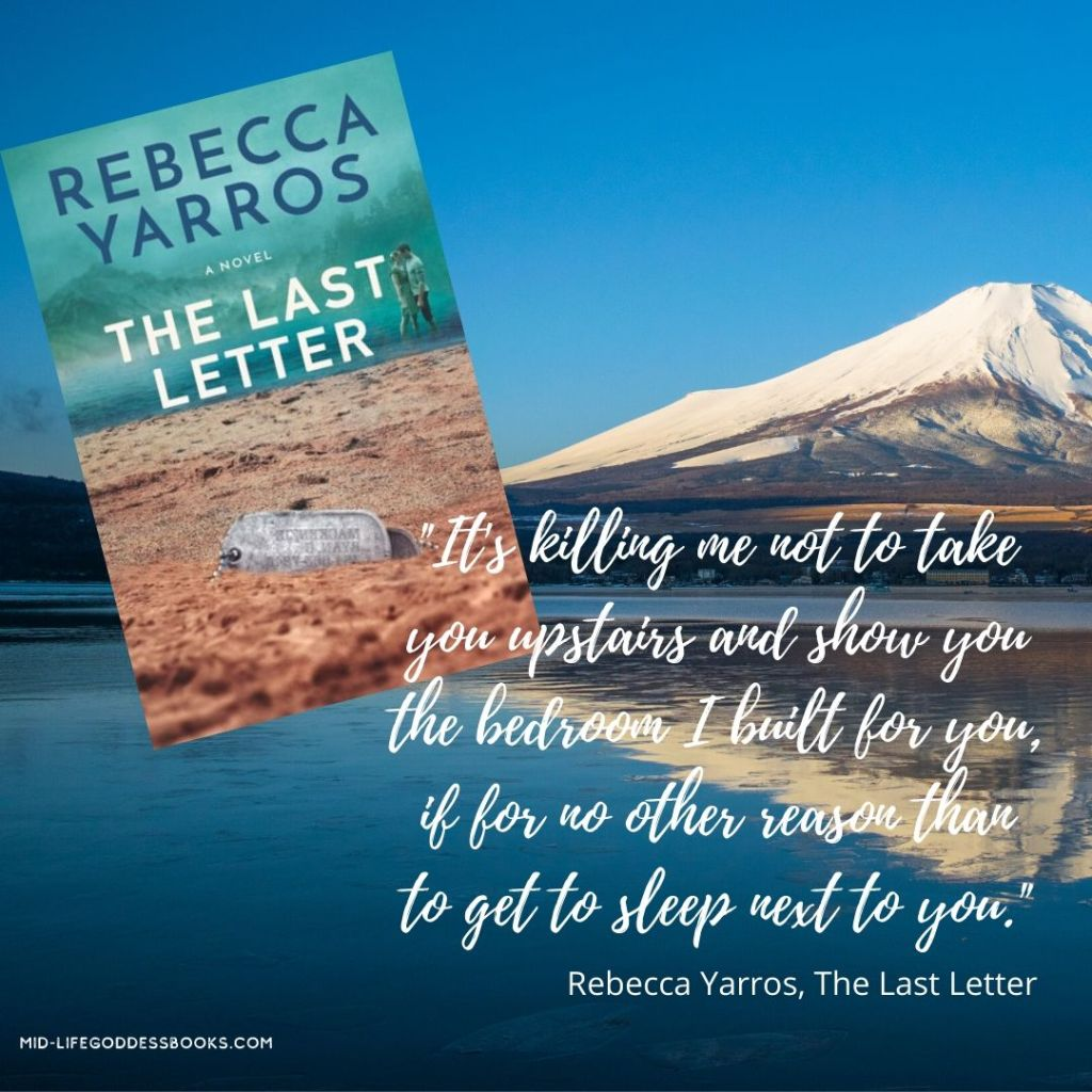 Quote from the Last Letter by Rebecca Yarros