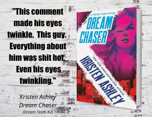 Dream Chaser by Kristen Ashley