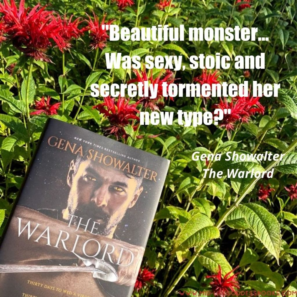 The Warlord Book Quote