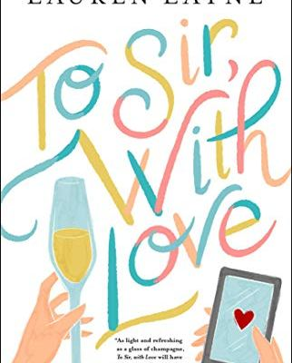 To Sir With Love book cover