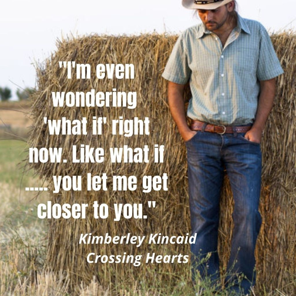 Quote from Crossing Hearts