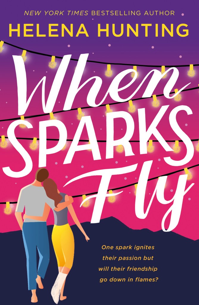 Book Cover of When Sparks Fly