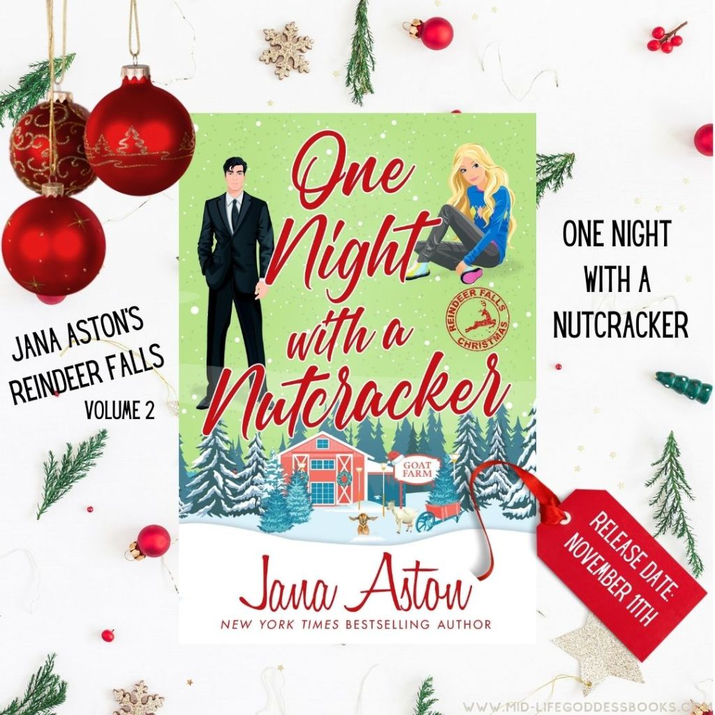 One Night with a Nutcracker cover