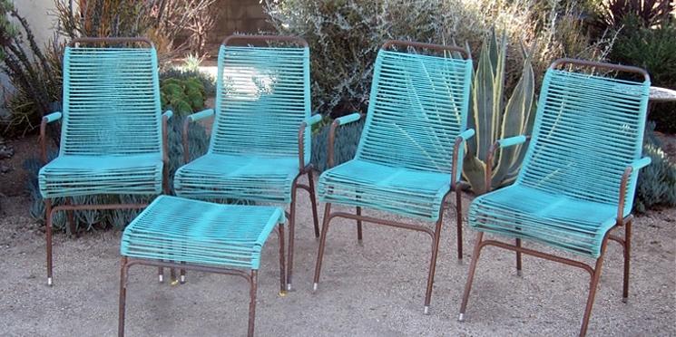 6 iconic mid century patio furniture
