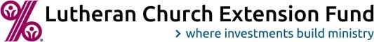 Lutheran Church Extension Fund (LCEF) logo