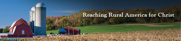 Reaching Rural America for Christ - Register Now