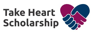 Take Heart Scholarship Image.