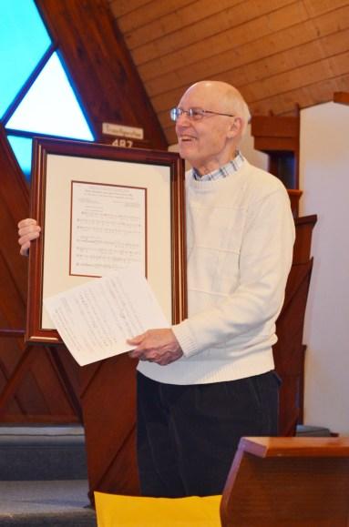 Deacon Jean C. Fleischer volunteer organis