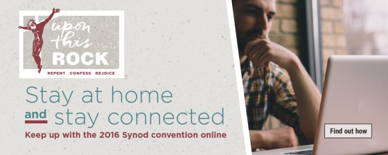 synod convention updates
