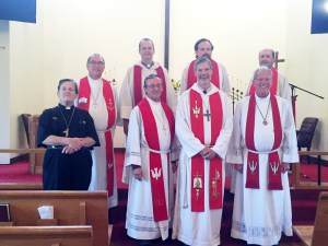 Installation of Rev. Wagner