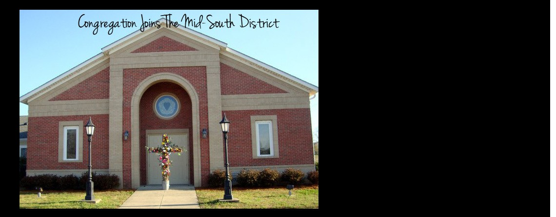 Beautiful Savior Lutheran Church Joins the Mid-South District Family!