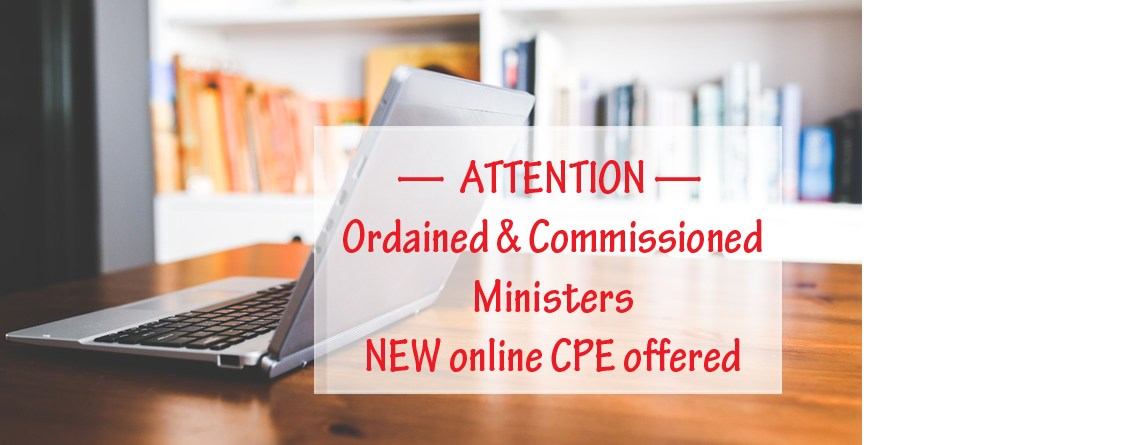 New Clinical Pastoral Education (CPE) program Offered