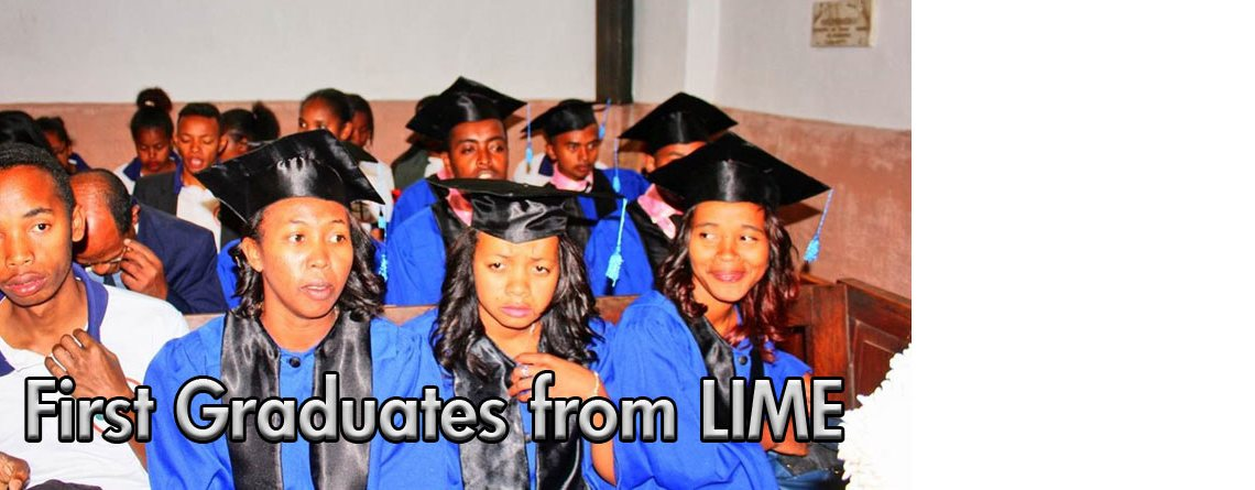 First Graduates from LIME