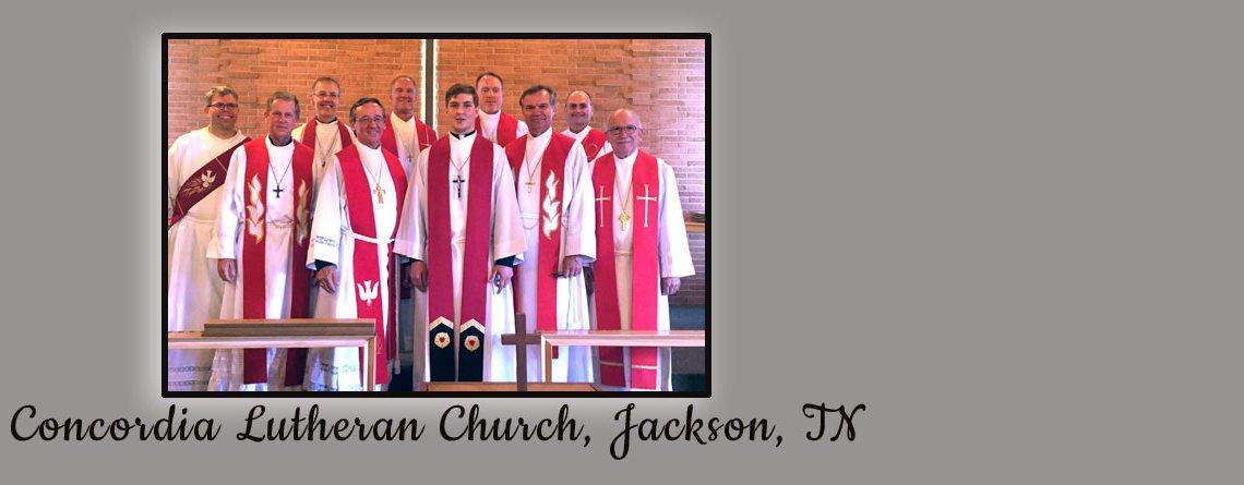 Ordination and Installation of Pastor Eric Rudsenske