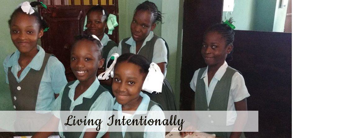 Living Intentionally
