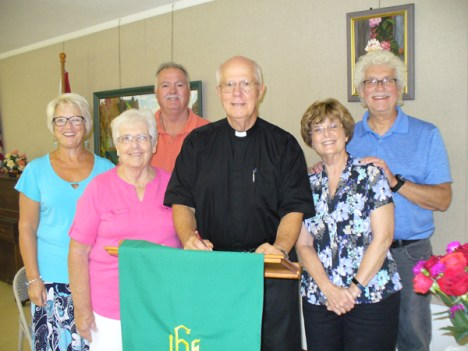 chapel building fund grows