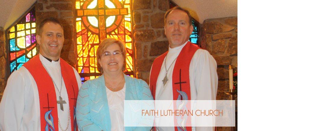 Faith Lutheran Church Welcomes Ms Whitely