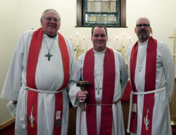 St. Paul, Wartburg, Celebrates Two Anniversaries
