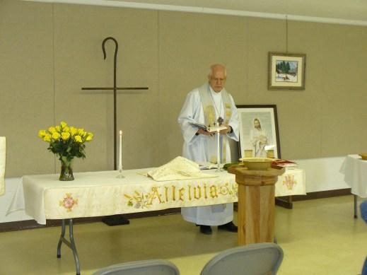 Good Shepherd Lutheran Church, Sharps Chapel, TN altar paraments