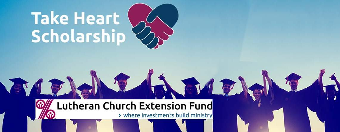"LCEF's ""Take Heart Scholarship"" Is Back!"