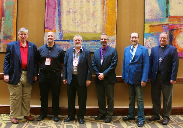 Circuit Visitors elected 2018 for Mid-South District of LCMS