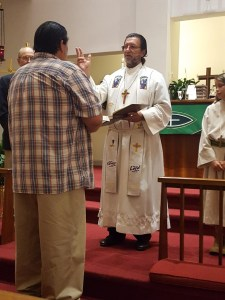 Christus Victor Lutheran Church (CVLC) welcomes new members