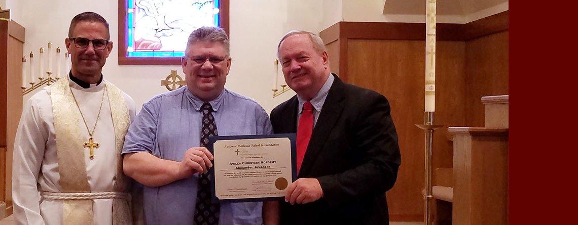 Congratulations ACA & Zion Lutheran