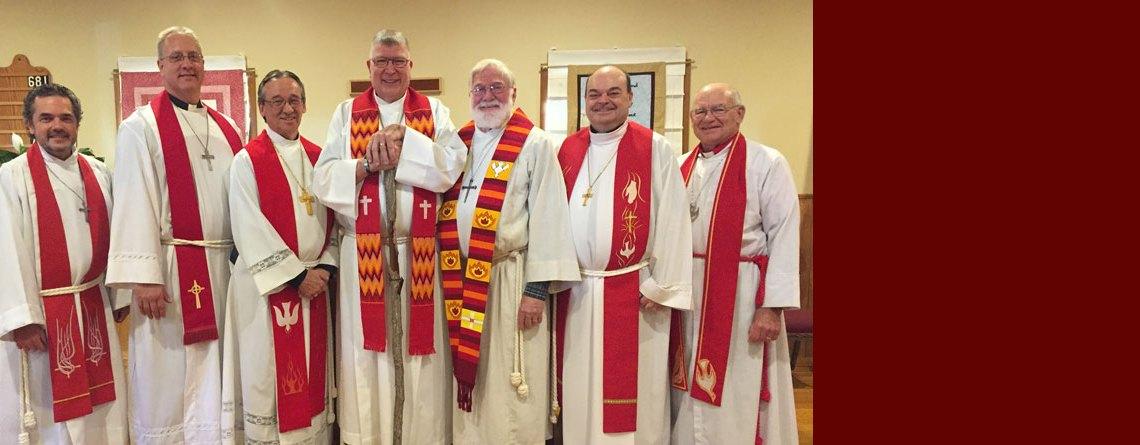 Rite of Ordination for Rev. Bill Schutte