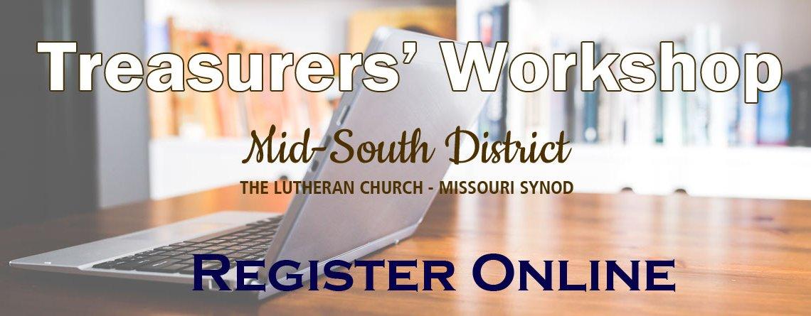 Treasurers Workshop 2021