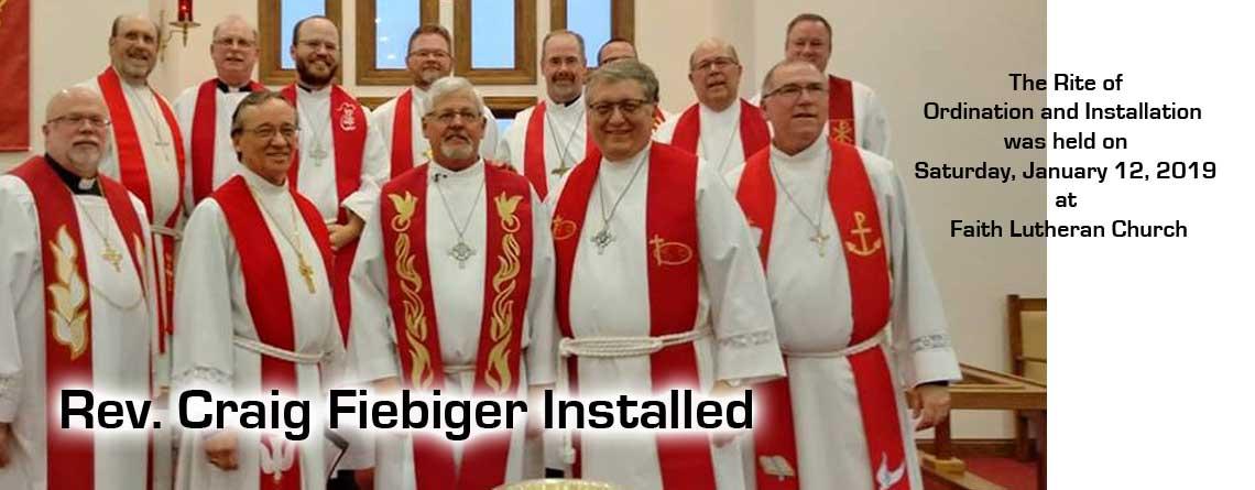 Rev. Craig Fiebiger