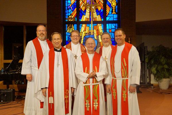 Rev. John Mathis