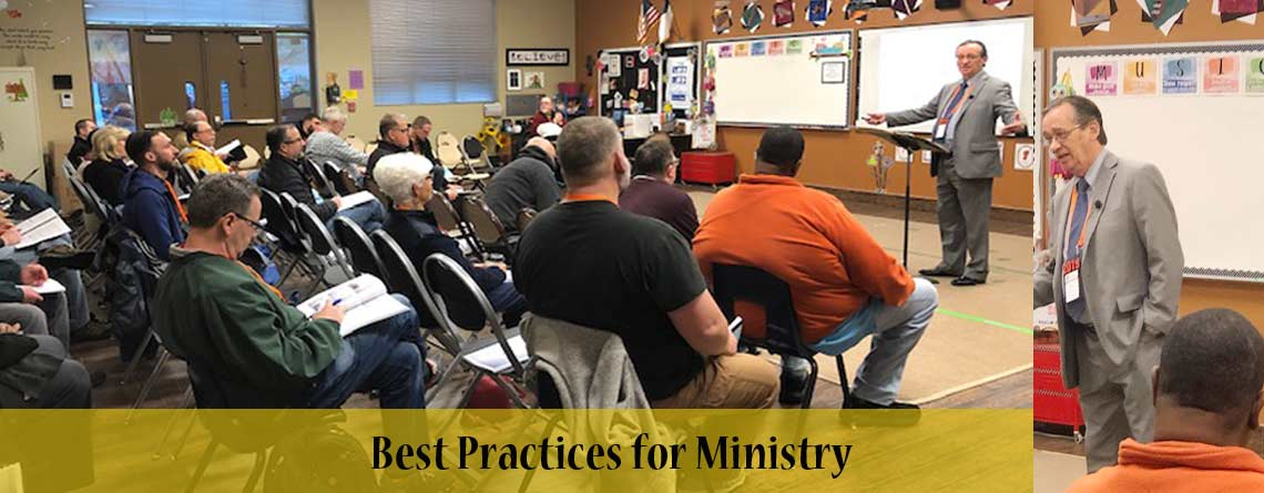 President Paavola – Guest Speaker at the Best Practices for Ministry