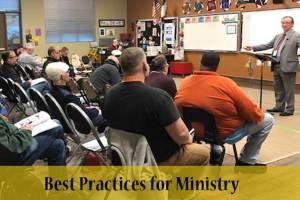 Roger Paavola present best ministries