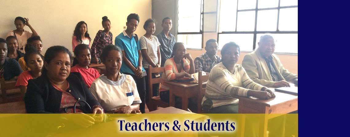 Madagascar – Teachers