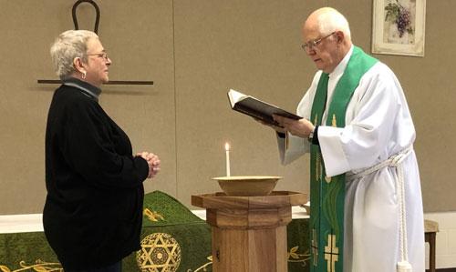 New member at sharps chapel 2019