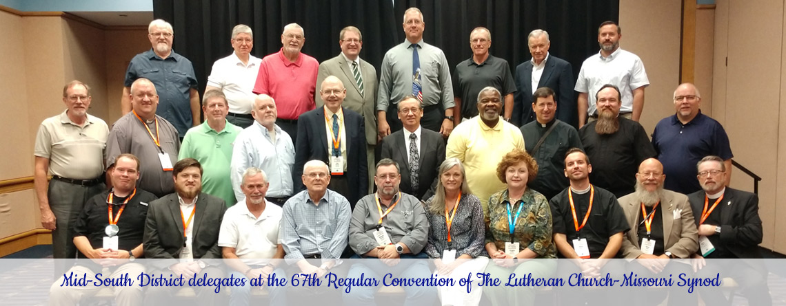 67th Regular Convention of LCMS