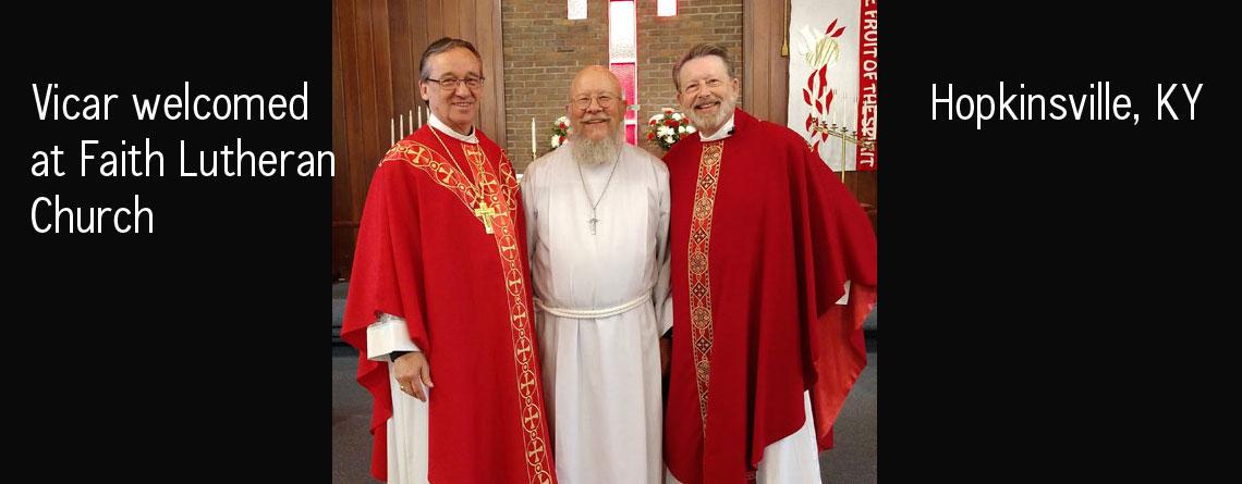 Vicar Neely Owen