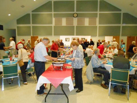 7th annual honoring vets at breakfast