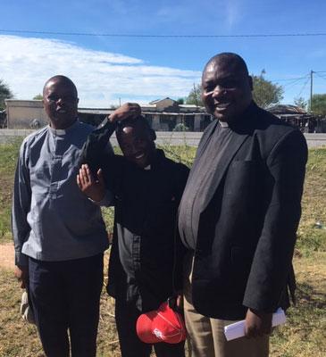 Pastors in Tanzania