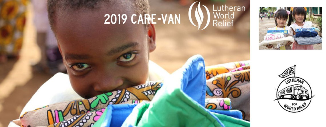 2019 Care Van Dates & Locations