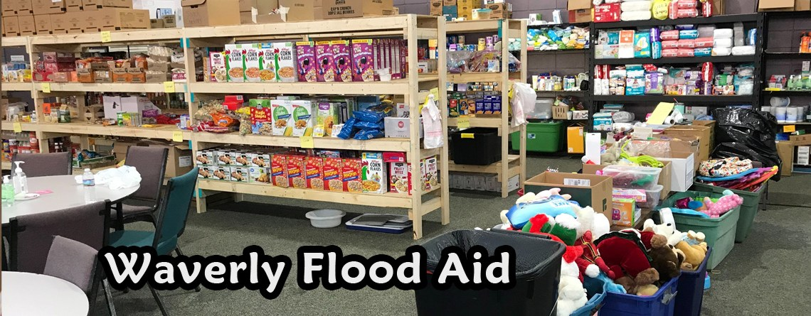 Waverly Flood Aid