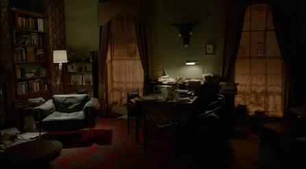 Sherlock: 221b Baker Street (photo by Steve Lawes)