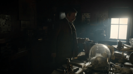 "Sherlock: ""The Abominable Bride"" Martin Freeman (Dr. John Watson)"